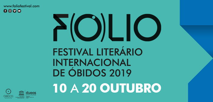 ÓBIDOS CITY OF LITERATUREAND FOLIO – Óbidos Literary International Festival